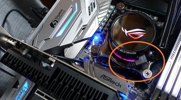 ASUS ROG RYUO 120 review_03762s