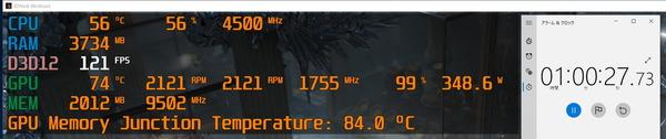 Gainward GeForce RTX 3080 Ti Phoenix_stress