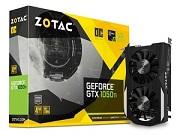 GTX 1050 Ti ZOTAC OC