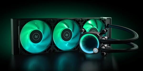 EKWB EK-Nucleus AIO CR360 Lux D-RGB