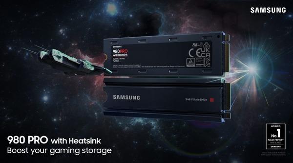 Samsung SSD 980 PRO with Heatsink_top