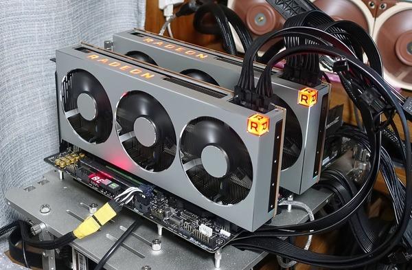 Radeon VIIのCrossFire Xをレビュー 【暫定版】 : 自作とゲーム