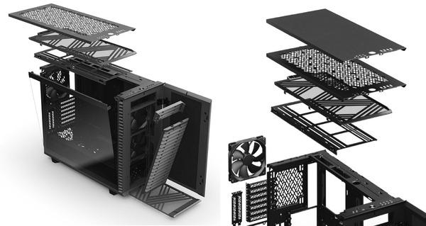 Fractal Design Define 7_panel-Filter