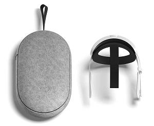 Quest 2 Eliteストラップ バッテリーおよび携帯用ケース付き