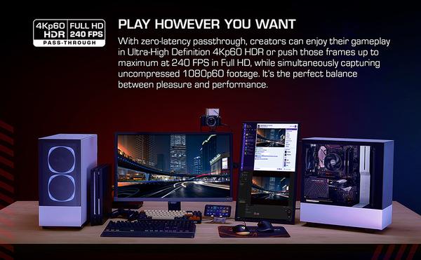 AVerMedia Live Gamer DUO_FHD-240FPS