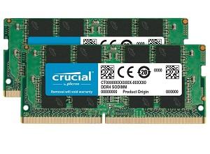 Crucial CT2K16G4DFD832A 16GB×2 3200MHz