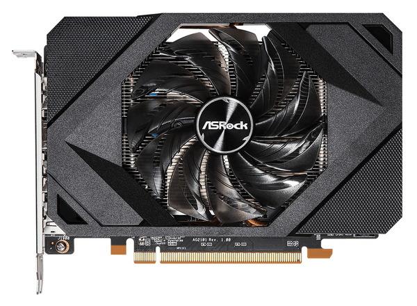 ASRock Radeon RX 6600 XT Challenger ITX 8GB (2)