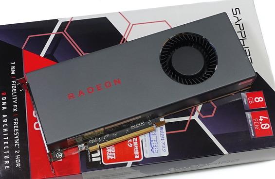 Radeon RX 5700 Reference