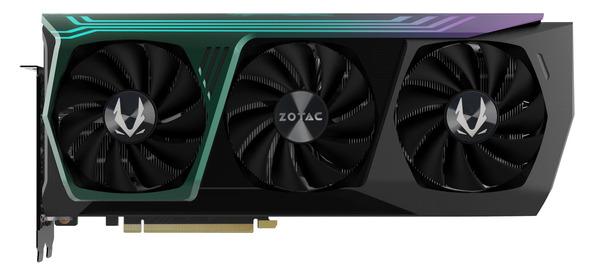 ZOTAC GAMING GeForce RTX 3090 AMP Core Holo (2)