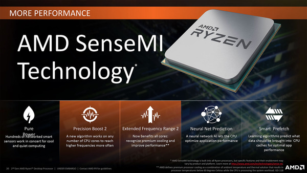 SenseMI Technology_Ryzen+