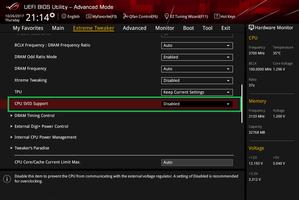 Core i7 8700K 5.1GHz OC BIOS Setting_2