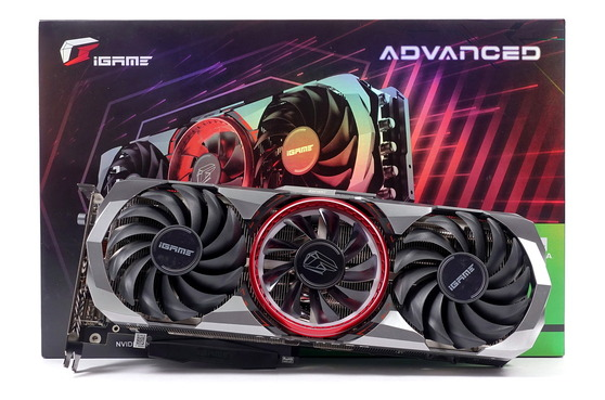 COLORFUL iGame GeForce RTX 3070 Advanced OC-V