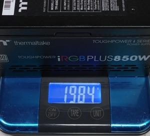 Thermaltake Toughpower iRGB PLUS 850W Platinum review_04286