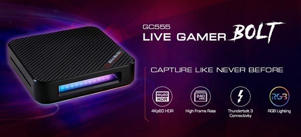 AverMedia Live Gamer BOLT_top