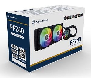 SilverStone PF240-ARGB