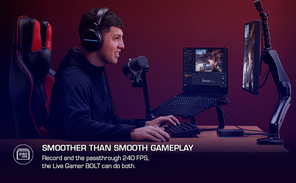 AverMedia Live Gamer BOLT_240Hz