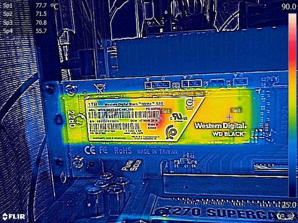 WD Black 3D NVMe SSD 1TB_FLIR