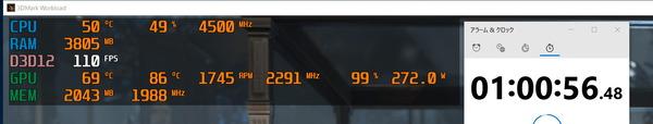 ASRock Radeon RX 6800 XT Phantom Gaming_stress