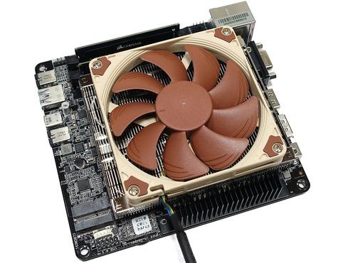 ASRock DeskMini A300_CPU Cooler_Compatibility