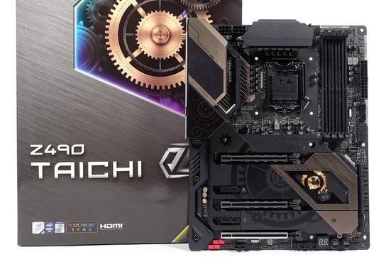ASRock Z490 Taichi