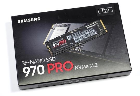 Samsung SSD 970 PRO 1TB