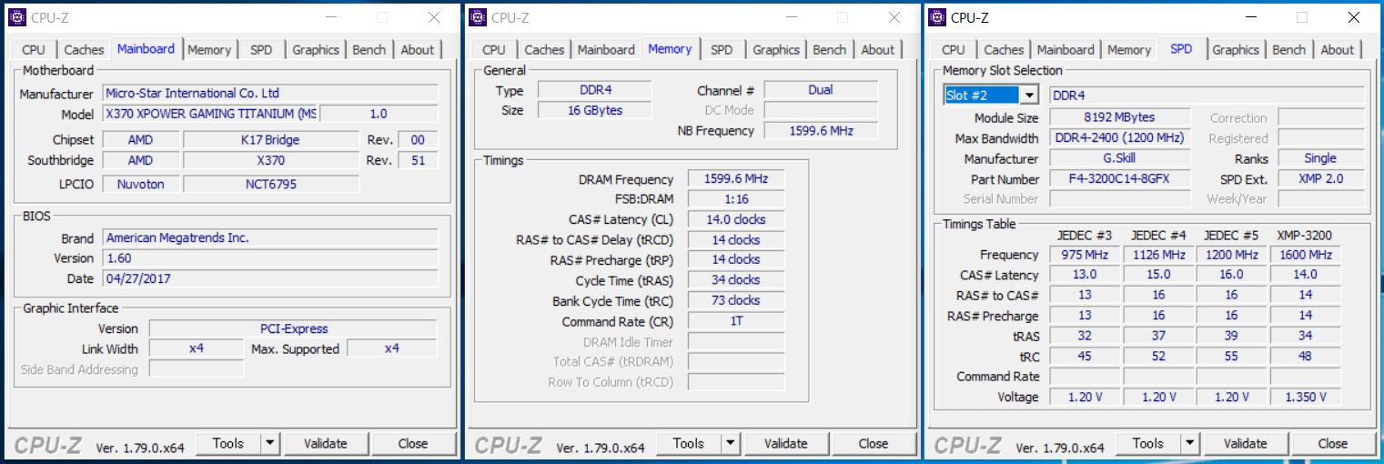 G.Skill FLARE X_XMP3200_MSI_Titanium_1