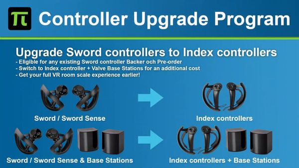 Pimax Controller Upgrade Program