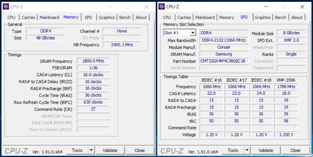 GIGABYTE C621 AORUS XTREME_OC-test_CPU-Z_2