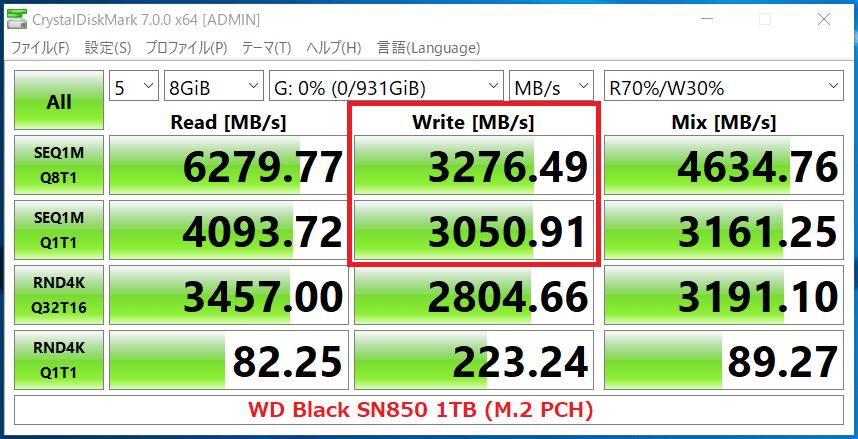 WD_BLACK SN850 NVMe SSD 1TB(PCH)_CDM7_s