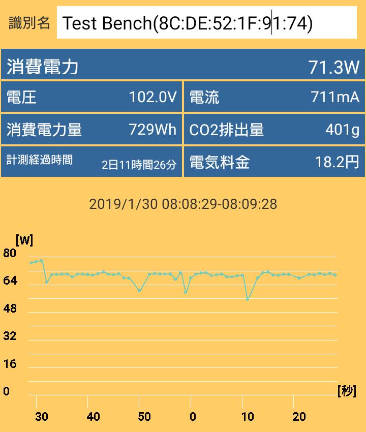ASRock DeskMini A300_Ryzen 5 2400G_Power_enc_45W