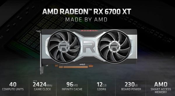 AMD Radeon RX 6700 XT_spec