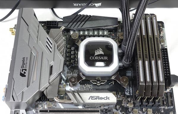 Corsair H150i PRO RGB review_03738