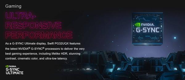 ASUS ROG Swift PG32UQX_G-Sync Ultimate