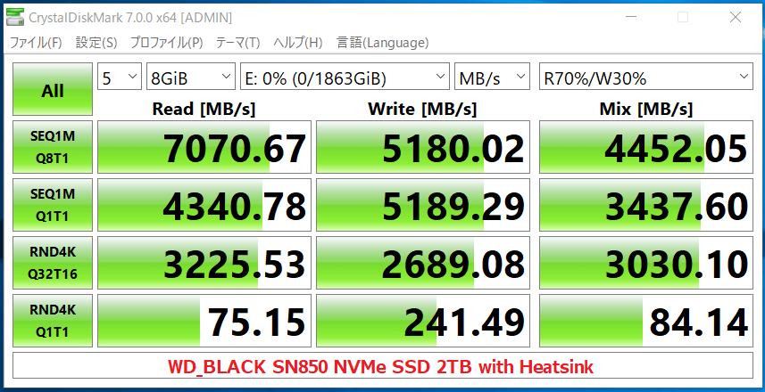 WD_BLACK SN850 NVMe SSD 2TB with Heatsink_CDM7