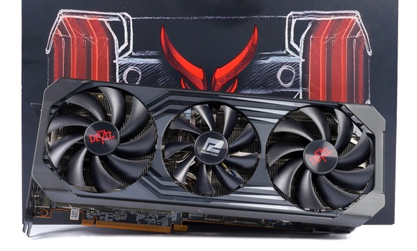 PowerColor Red Devil AMD Radeon RX 6800XT Limited Edition