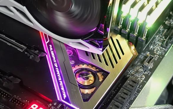 AMD X570 PCHクーラー比較