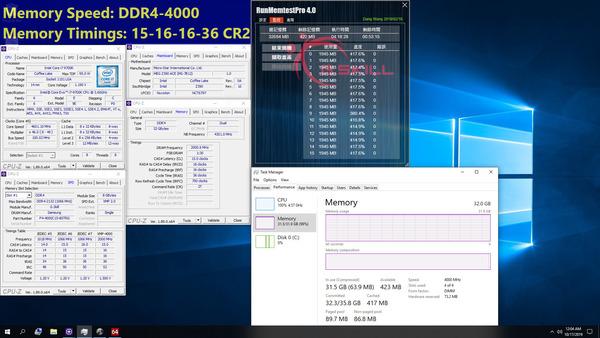 G.Skill Trident Z_4000MHz_CL15_Intel