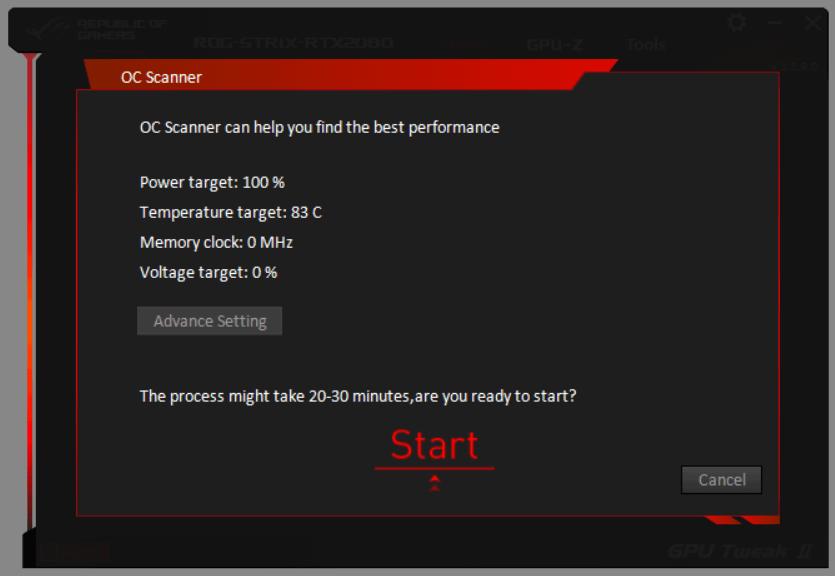 ASUS GPU Tweak II (6)
