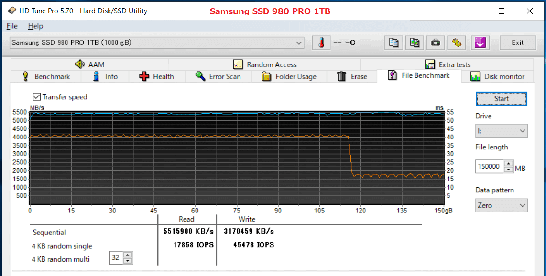 Samsung SSD 980 PRO 1TB_HDT