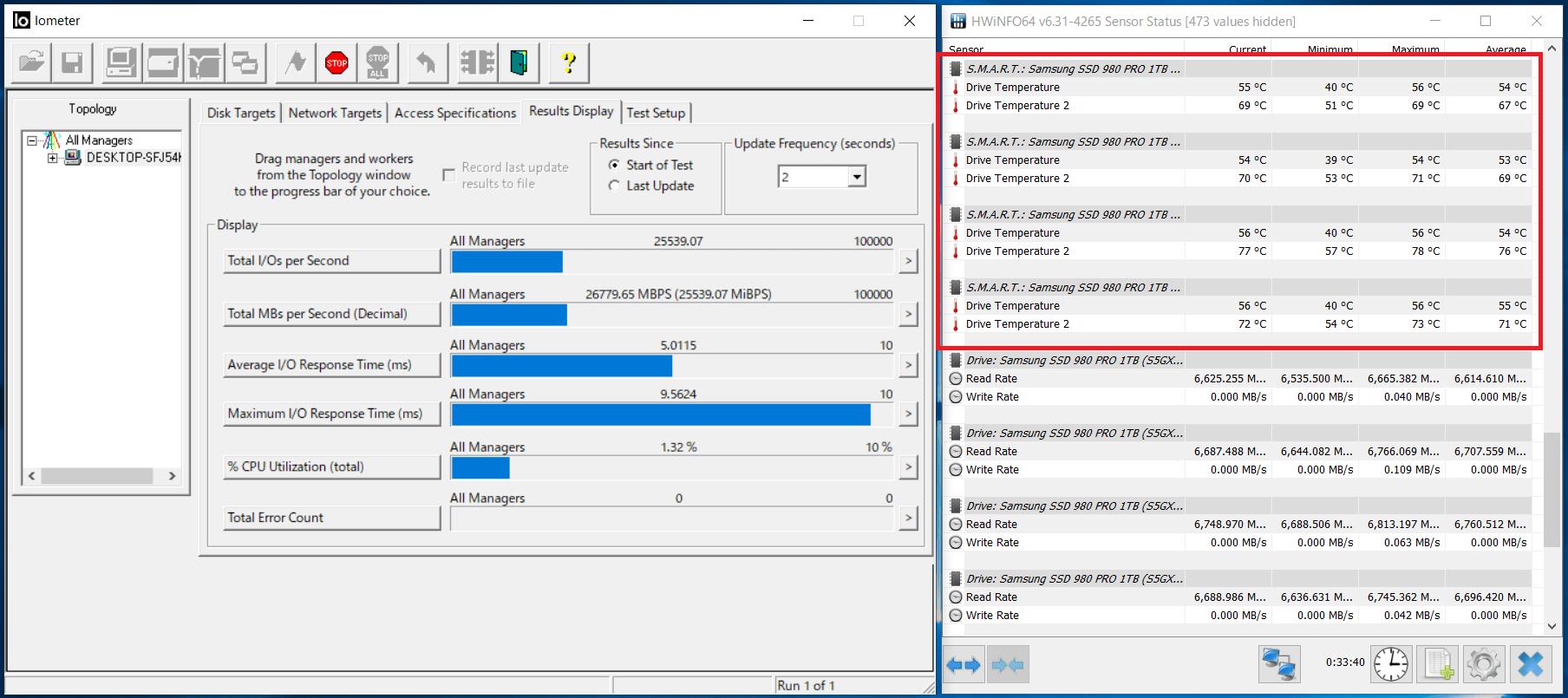 HighPoint SSD7505_temp