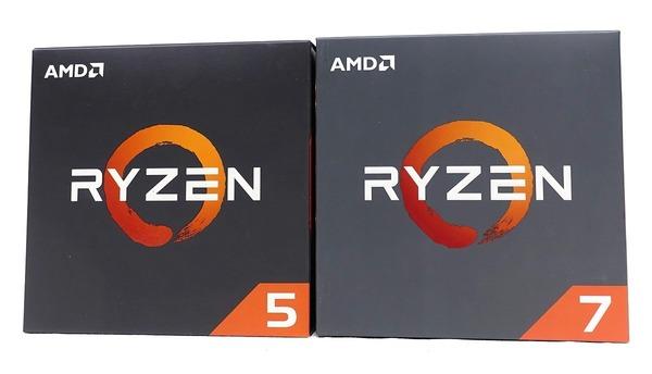 AMD RyzenはPCゲームのプレイ&配信が苦手?