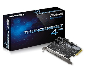 ASRock Thunderbolt 4 AIC