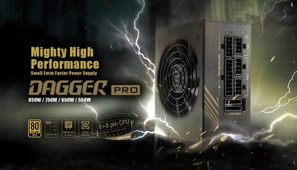 FSP DAGGER PRO 850W_top