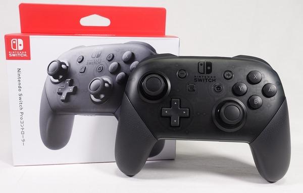 Nintendo Switch Proコントローラー