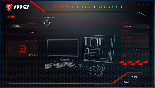 MSI Mystic light_1