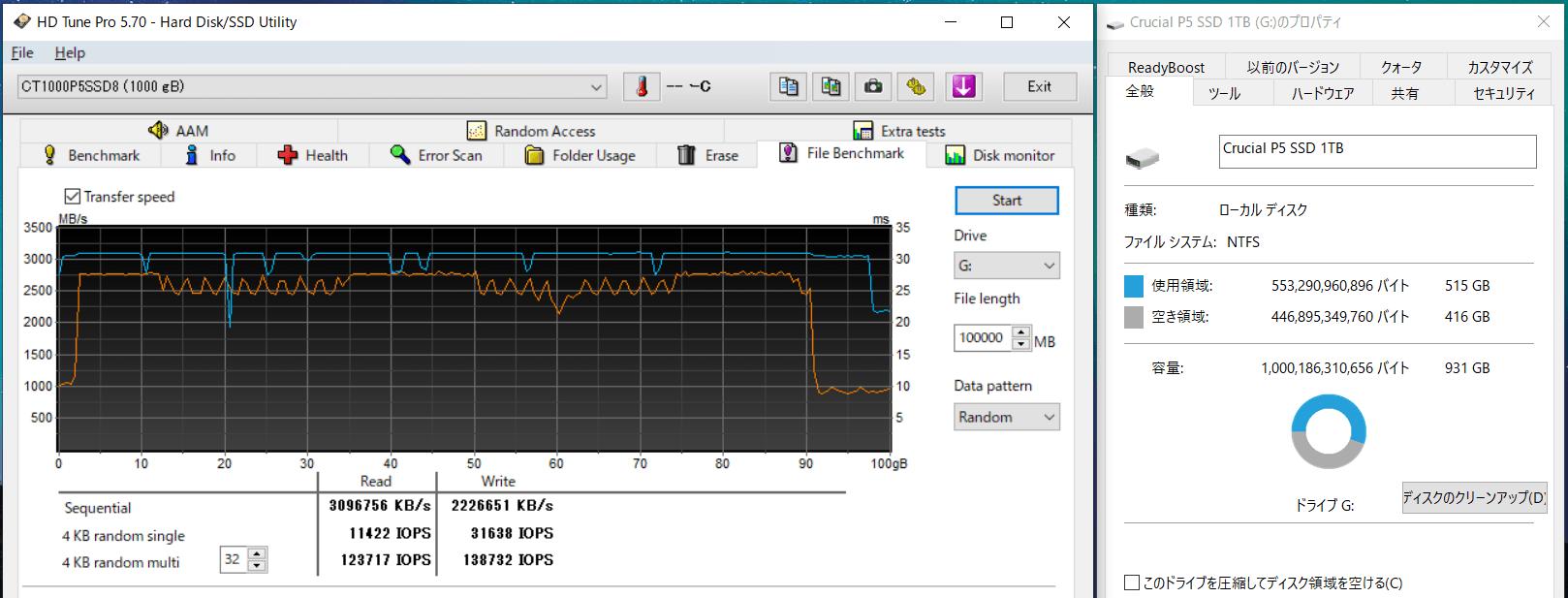 Crucial P5 SSD 1TB_HDT_50-Fill