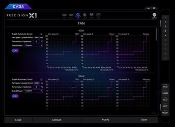 EVGA Precision X1_Fan control_2