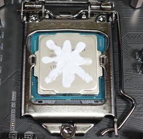 Intel LGA1151_thermal grease
