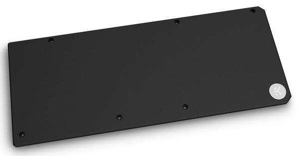 EK-Quantum Vector RX 6800_6900 Backplate - Black (1)