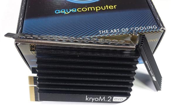 「kryoM.2 evo」と「kryoM.2 micro」をレビュー